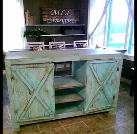Delicieux ... Teal Media Cabinet. Received_1623354051241084